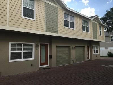 3715 W Bay Avenue UNIT 4, Tampa, FL 33611 - MLS#: T3134238