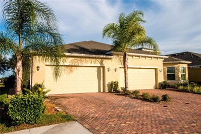 802 Chipper Drive, Sun City Center, FL 33573 - #: T3134337
