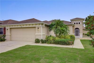 420 Noble Faire Drive, Sun City Center, FL 33573 - MLS#: T3134340