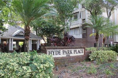 1000 W Horatio Street UNIT 213, Tampa, FL 33606 - MLS#: T3134459