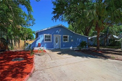 845 13TH Avenue N, St Petersburg, FL 33701 - MLS#: T3134465