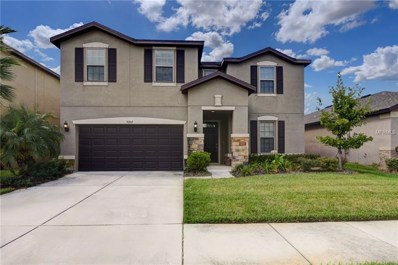 9207 Mountain Magnolia Drive, Riverview, FL 33578 - MLS#: T3134678