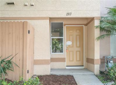 1317 Eagle Lane, Winter Garden, FL 34787 - MLS#: T3134688