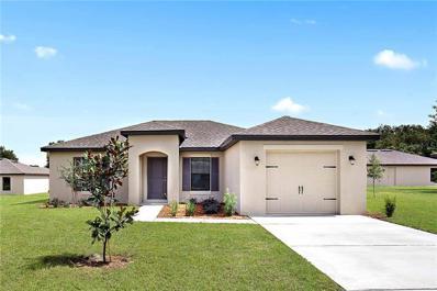 26382 Bertram Road, Brooksville, FL 34602 - MLS#: T3134820