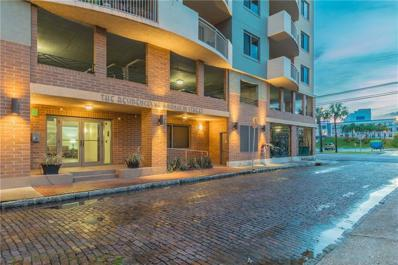 1108 N Franklin Street UNIT 404, Tampa, FL 33602 - MLS#: T3134837