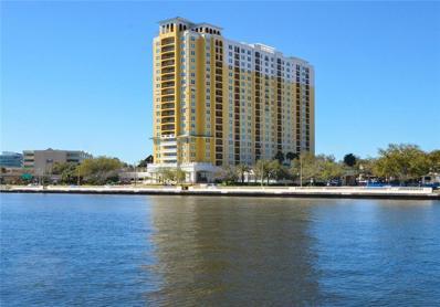 345 Bayshore Boulevard UNIT 1101, Tampa, FL 33606 - #: T3134953