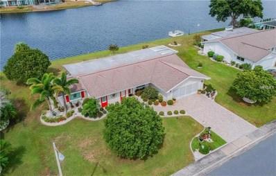 1605 Flamingo Lane, Sun City Center, FL 33573 - MLS#: T3135075