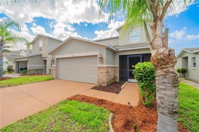 7741 Carriage Pointe Drive, Gibsonton, FL 33534 - MLS#: T3135186
