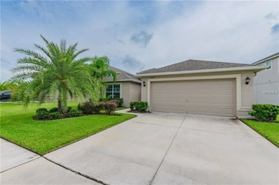11602 Mansfield Point Drive, Riverview, FL 33569 - MLS#: T3135230