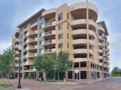 1108 N Franklin Street UNIT 504, Tampa, FL 33602 - MLS#: T3135310