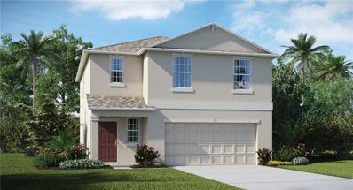 14814 Crescent Rock Drive, Wimauma, FL 33598 - MLS#: T3135378