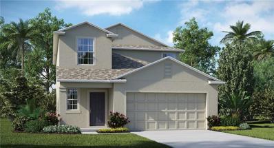 14816 Crescent Rock Drive, Wimauma, FL 33598 - MLS#: T3135400