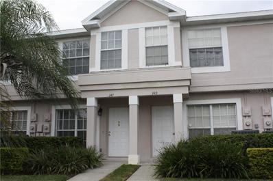 347 Kensington Lake Circle, Brandon, FL 33511 - MLS#: T3135431