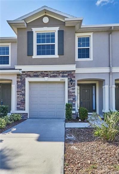 10413 Orchid Mist Court, Riverview, FL 33578 - MLS#: T3135450