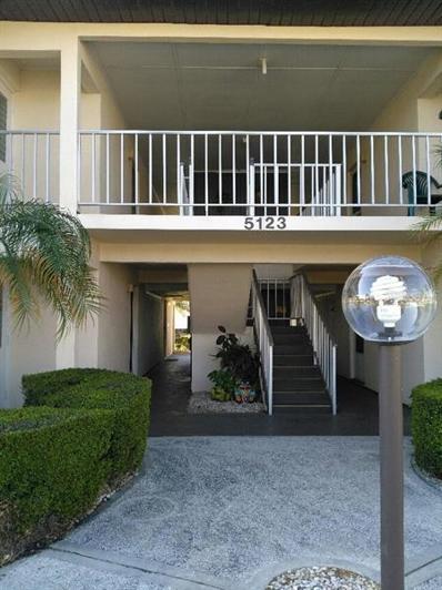 5123 Topaz Lane UNIT 204, New Port Richey, FL 34652 - MLS#: T3135525