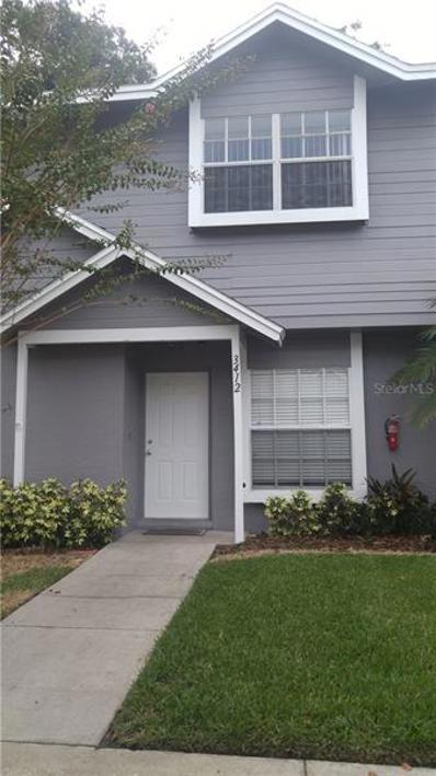 3412 Arbor Oaks Court, Tampa, FL 33614 - MLS#: T3135569