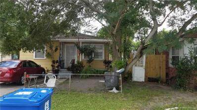 2542 Irving Avenue S, St Petersburg, FL 33712 - MLS#: T3135731