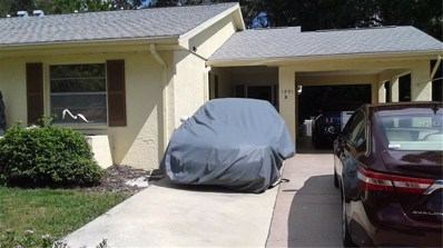 1801 Foxhunt Drive UNIT B, Sun City Center, FL 33573 - MLS#: T3135800