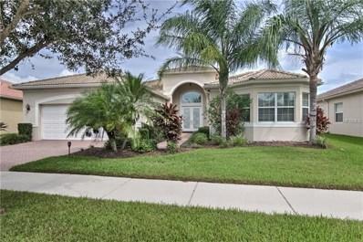 16261 Diamond Bay Drive, Wimauma, FL 33598 - MLS#: T3135829