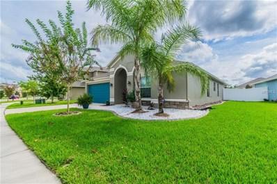 3736 Tuckerton Drive, Land O Lakes, FL 34638 - MLS#: T3136086