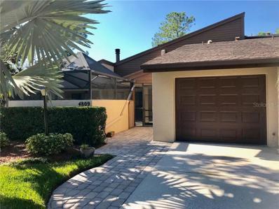 4809 Umber Court, Tampa, FL 33624 - MLS#: T3136117