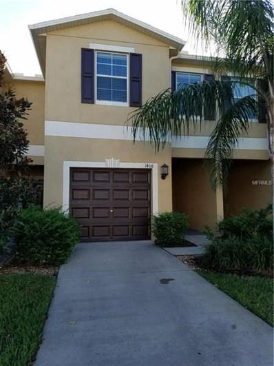 1408 Ballard Green Place, Brandon, FL 33511 - MLS#: T3136218