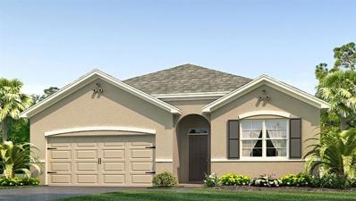 36658 Goffaux Loop, Zephyrhills, FL 33541 - MLS#: T3136248