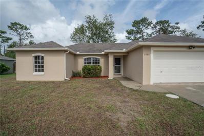 2440 Treehaven Drive, Deltona, FL 32738 - MLS#: T3136279