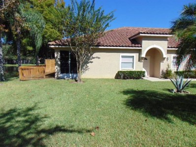 3852 Timber Ridge Court S, Palm Harbor, FL 34685 - MLS#: T3136319