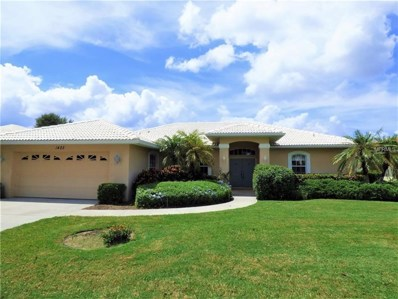 1425 Brenner Park Drive, Venice, FL 34292 - MLS#: T3136323