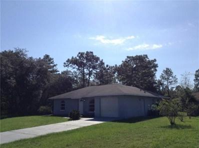 3246 W Marie Drive, Citrus Springs, FL 34433 - MLS#: T3136327