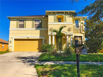 10910 Pond Pine Drive, Riverview, FL 33569 - MLS#: T3136396