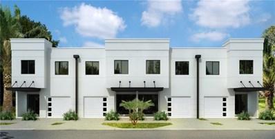 4302 W Carmen Street UNIT 1, Tampa, FL 33609 - MLS#: T3136403