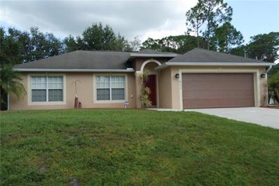 4116 Eagle Pass Street, North Port, FL 34286 - MLS#: T3136579