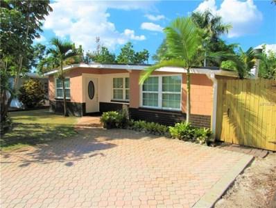 7019 Dartmouth Avenue N, St Petersburg, FL 33710 - MLS#: T3136620