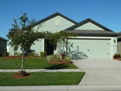 14409 Alistar Manor Drive, Wimauma, FL 33598 - MLS#: T3136707