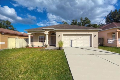 6909 Coolidge Avenue N, Tampa, FL 33614 - MLS#: T3136792