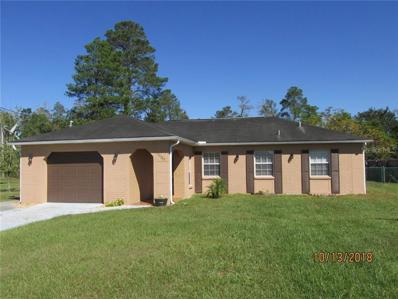 12367 Hanley Drive, Spring Hill, FL 34608 - MLS#: T3136941
