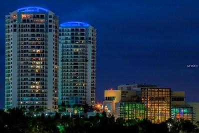 1209 E Cumberland Avenue UNIT 606, Tampa, FL 33602 - MLS#: T3137179
