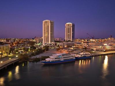 1209 E Cumberland Avenue UNIT 1204, Tampa, FL 33602 - MLS#: T3137181