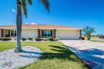 814 Bluewater Drive, Sun City Center, FL 33573 - MLS#: T3137206