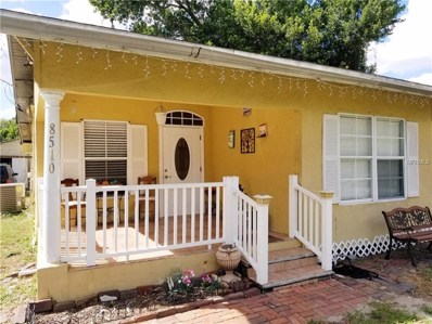 8510 N Highland Avenue, Tampa, FL 33604 - MLS#: T3137399