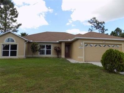 748 Parrot Court, Poinciana, FL 34759 - MLS#: T3137817