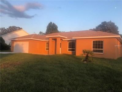 283 N Turkey Pine Loop, Lecanto, FL 34461 - MLS#: T3137923
