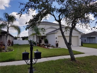 7911 Carriage Pointe Drive, Gibsonton, FL 33534 - #: T3138377