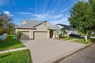 11906 Summer Springs Drive, Riverview, FL 33579 - MLS#: T3138425