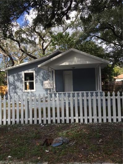 1604 E Sitka Street, Tampa, FL 33604 - MLS#: T3138456
