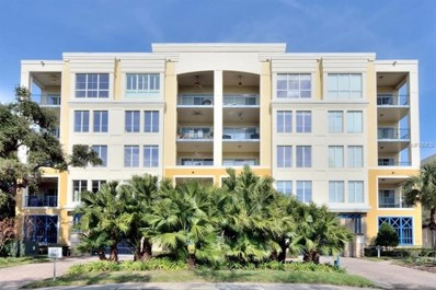 509 W Bay Street UNIT 103, Tampa, FL 33606 - MLS#: T3138536