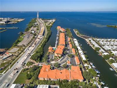 5000 Culbreath Key Way UNIT 8-219, Tampa, FL 33611 - MLS#: T3138629