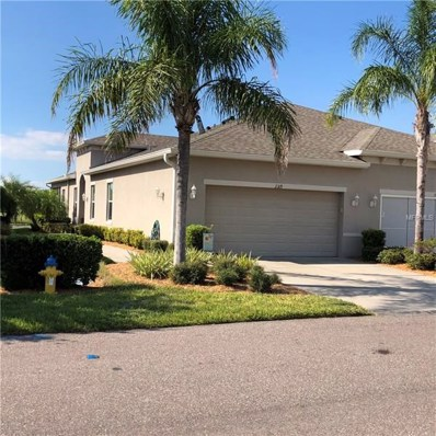 2319 Nottingham Greens Drive, Sun City Center, FL 33573 - MLS#: T3138862